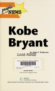 Cover of: Kobe Bryant