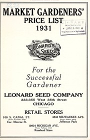 Cover of: Market gardeners