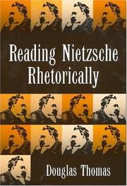Cover of: Reading Nietzsche rhetorically
