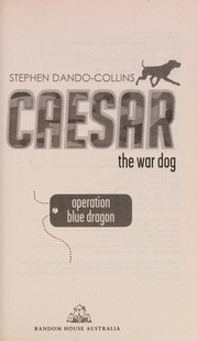 Cover of: Operation blue dragon