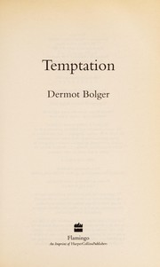 Cover of: Temptation