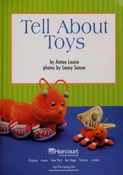 Cover of: Tell about toys, reader #2 grade k | Hsp