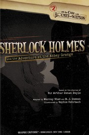 Cover of: Sherlock Holmes and the adventure at the Abbey Grange
