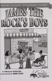 Cover of: James the Rock's boys