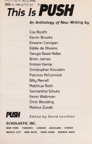 Cover of: This is push