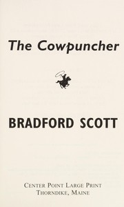 Cover of: The cowpuncher