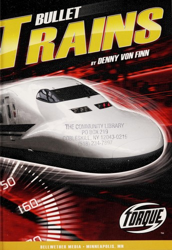Bullet trains by Denny Von Finn