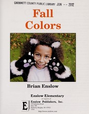 Cover of: Fall colors | Brian Enslow