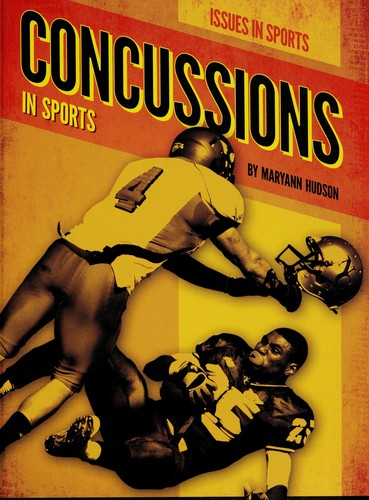 Issues in sports by Maryann Hudson