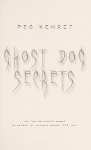 Cover of: Ghost dog secrets