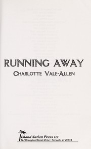 Cover of: Running away
