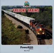 Cover of: Freight trains | Phillip Ryan