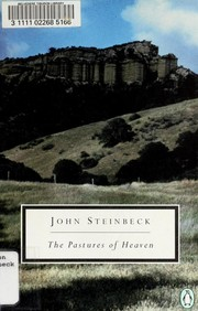 Cover of: The Pastures of Heaven