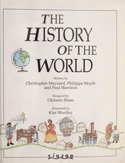 Cover of: The history of the world