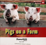 Cover of: Pigs on a farm | Abbie Mercer