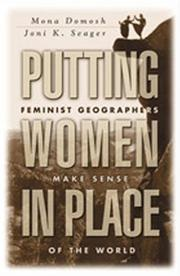 Cover of: Putting Women in Place | Mona Domosh