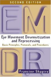 Cover of: Eye Movement Desensitization and Reprocessing (EMDR)