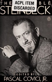 Cover of: The portable Steinbeck