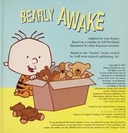 Cover of: Bearly awake