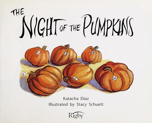 The night of the pumpkins by Katacha Díaz