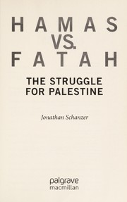 Cover of: Hamas vs. Fatah