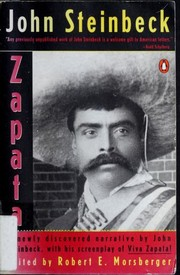 Cover of: Zapata: the little tiger