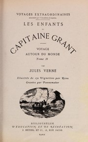 Cover of: Les Enfants du Capitaine Grant, tome 2 | Jules Verne