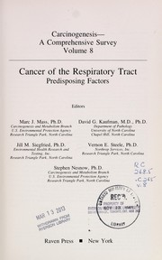 Cancer of the respiratory tract by