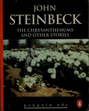 Cover of: The Chrysanthemums and Other Stories
