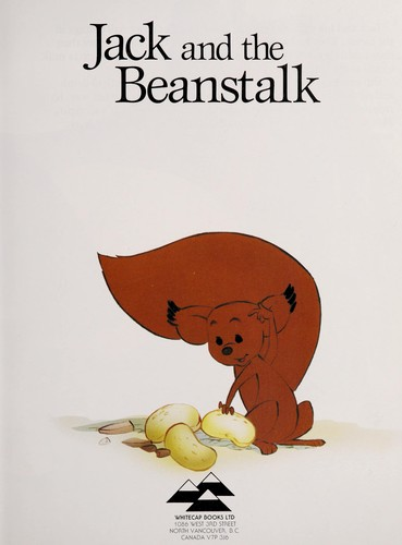 Jack and the beanstalk by Van Gool