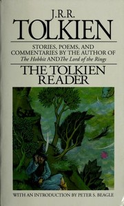 Cover of: The Tolkien Reader