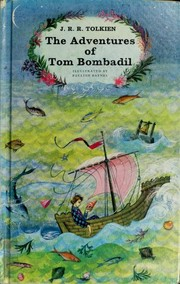 Cover of: The Adventures of Tom Bombadil and Other Verses from the Red Book