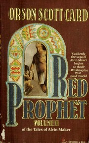 Cover of: Red Prophet [ Tales of Alvin Maker 2]