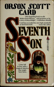 Cover of: Seventh Son (Tales of Alvin Maker 1)