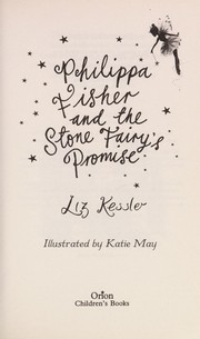 Cover of: Philippa Fisher and the stone fairy's promise
