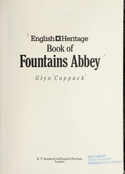 Cover of: English Heritage Book of Fountains Abbey (English Heritage) | Glyn Coppak