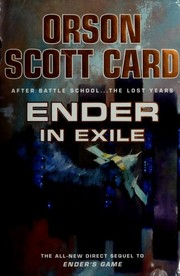 Cover of: Ender in Exile