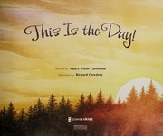 Cover of: This is the day | Nancy White Carlstrom
