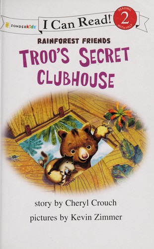 Troo's secret clubhouse by Cheryl Crouch