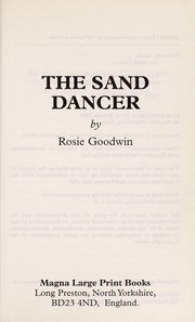 Cover of: The sand dancer | Rosie Goodwin