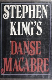 Cover of: Danse macabre