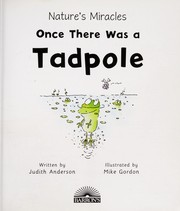 Cover of: Once there was a tadpole | Judith Anderson