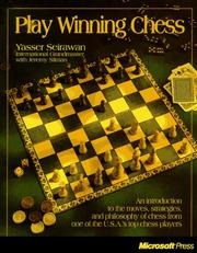 Cover of: Play winning chess