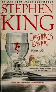 Cover of: Everything's Eventual: 14 dark tales