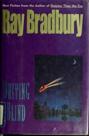 Cover of: Driving blind
