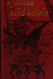 Cover of: A Connecticut Yankee in King Arthur's court