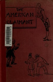 Cover of: American claimant: and other stories and sketches
