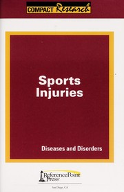 Cover of: Sports injuries