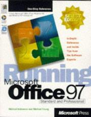 Cover of: Running Microsoft Office 97 | Michael Halvorson