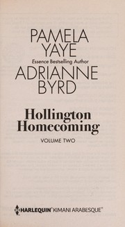 Cover of: Hollington Homecoming | Pamela Yaye